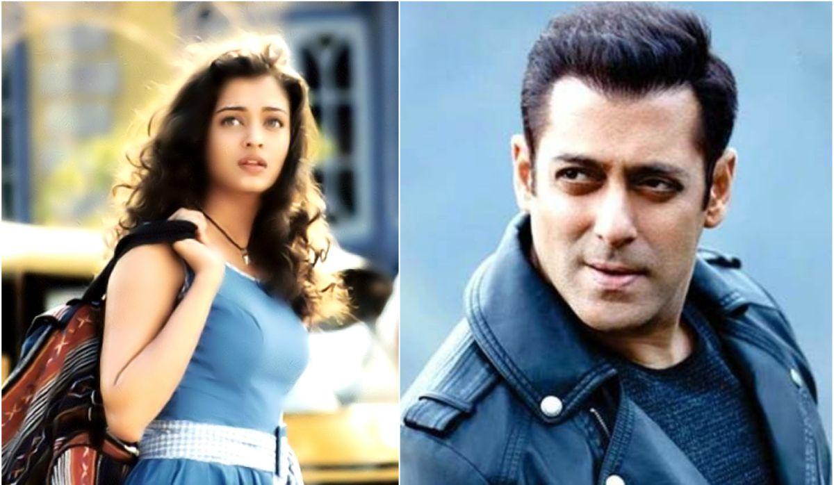 Aishwarya Rai Bachchan, Salman Khan