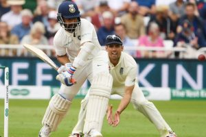 India vs England, 4th Test: Chasing 245, visitors wobble at 46/3