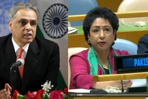India and Pakistan clash at United Nations on Kashmir