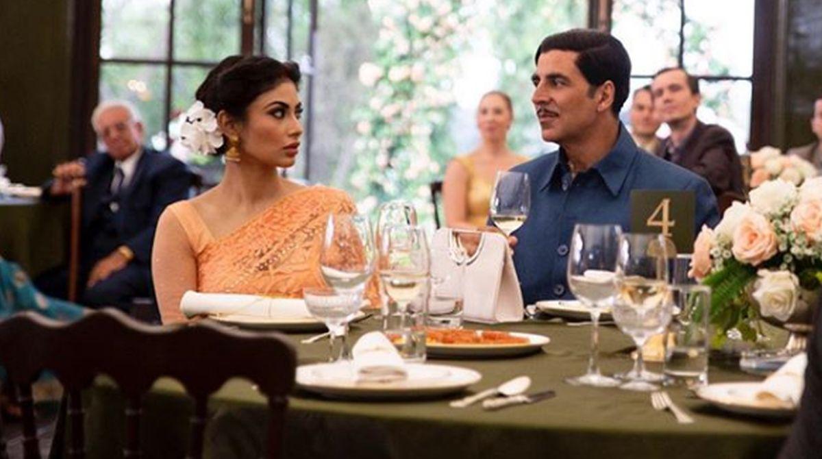 Akshay Kumar, Mouni Roy in Gold