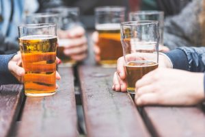 Is alcohol good for health?
