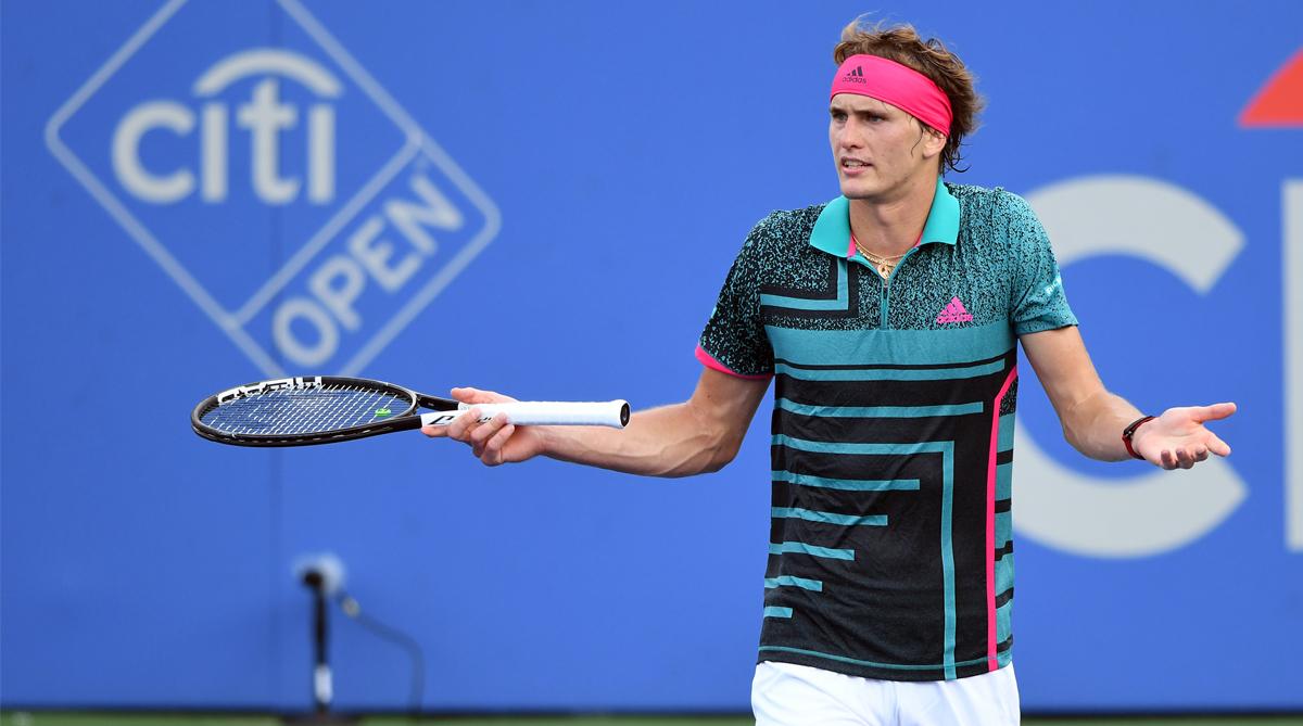 Alexander Zverev, ATP Tour, Washington Open
