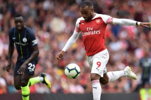 Watch out Chelsea, Arsenal forward Alexandre Lacazette's honing his free kick skills