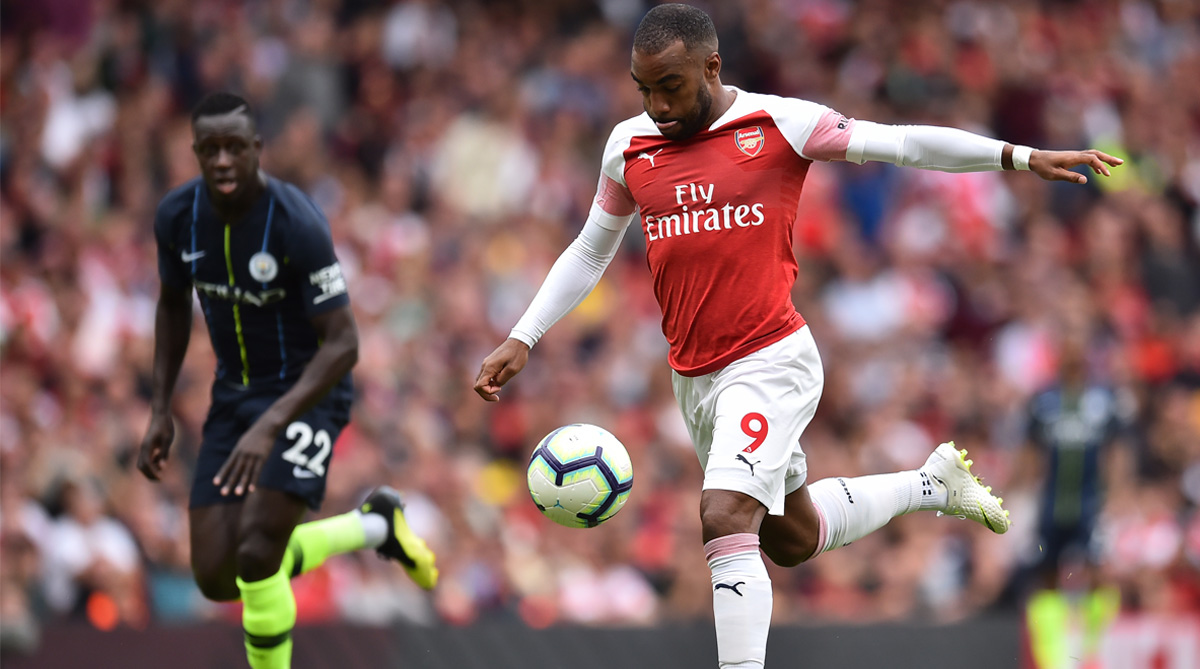 Alexandre Lacazette, Arsenal F.C., Arsenal News, Premier League, Chelsea vs Arsenal, Arsenal vs Chelsea, Training Video, Instagram, Instagram Video, Alexandre Lacazette Free Kick, Alexandre Lacazette Skill