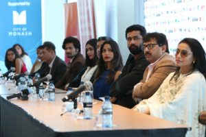 Rani, Freida, Vicky, Rajkumar Hirani kick off the Indian Film Festival of Melbourne
