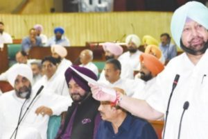Sacrilege report: Cong, AAP seek exemplary punishment for Badals