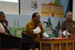 Ambassadors discuss Bhutan-India relations at Litfest