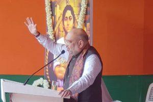 Amit Shah asks Mamata Banerjee to clear stand on illegal immigration