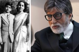 Amitabh Bachchan on his mother's birth anniversary: 'She was a giver'