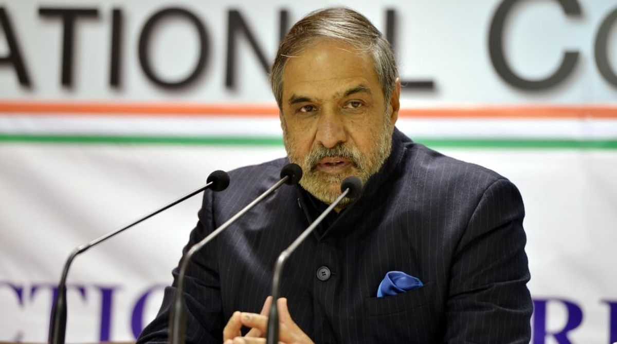 Anand Sharma, Congress Leader