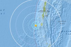Magnitude 5.5 earthquake hits Andaman, no loss of life or property