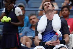 US Open: Andy Murray sent packing, Stanislas Wawrinka powers through