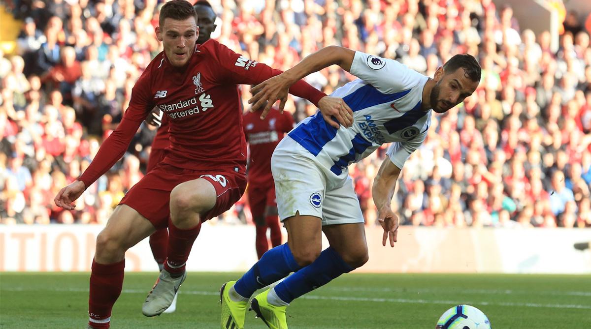 Andy Robertson, Alisson, Liverpool F.C., Premier League, Liverpool News, Liverpool vs Brighton & Hove Albion, Brighton & Hove Albion A.F.C., Brighton & Hove Albion vs Liverpool