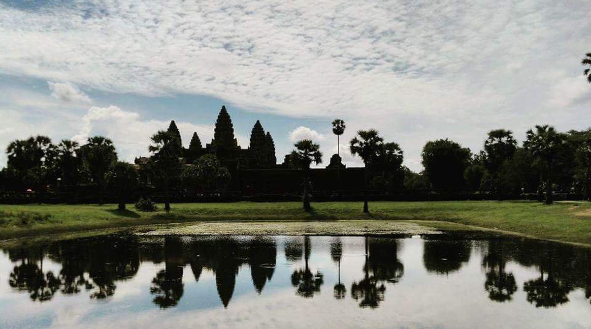 Lord Vishnu City, Angkor Wat