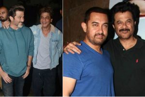 Watch | Shah Rukh Khan, Aamir Khan reveal Fanney Khan of their life