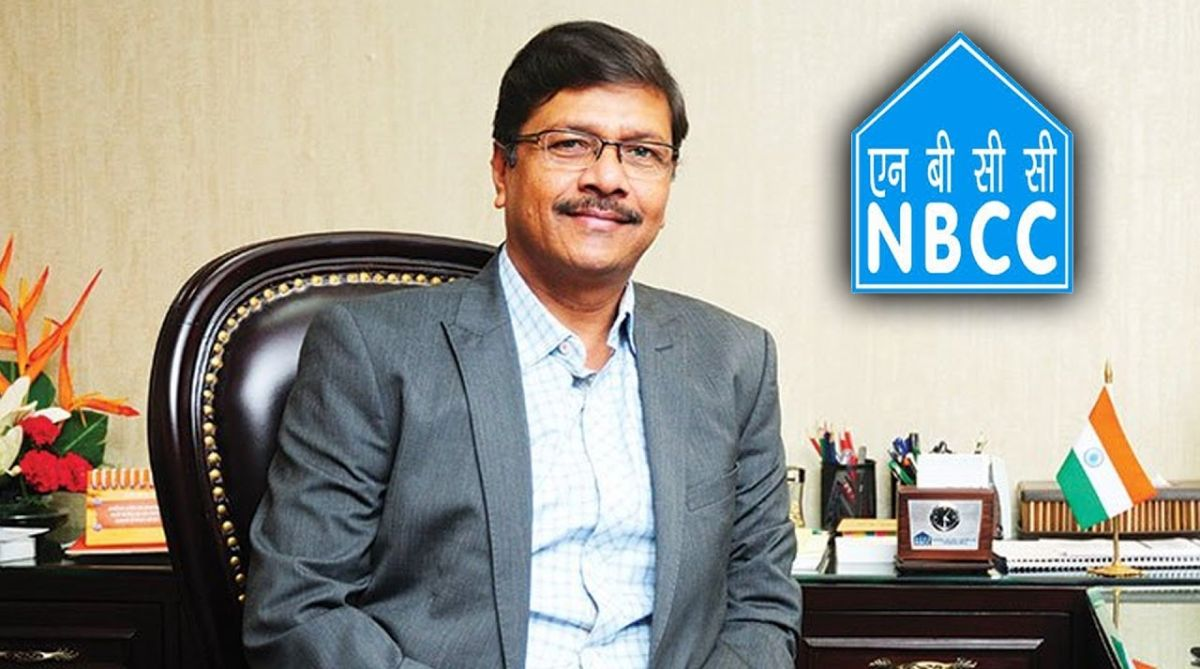 Anoop Kumar Mittal, NBCC, Amrapali,project management,Dharavi project,Central government,CPSEs