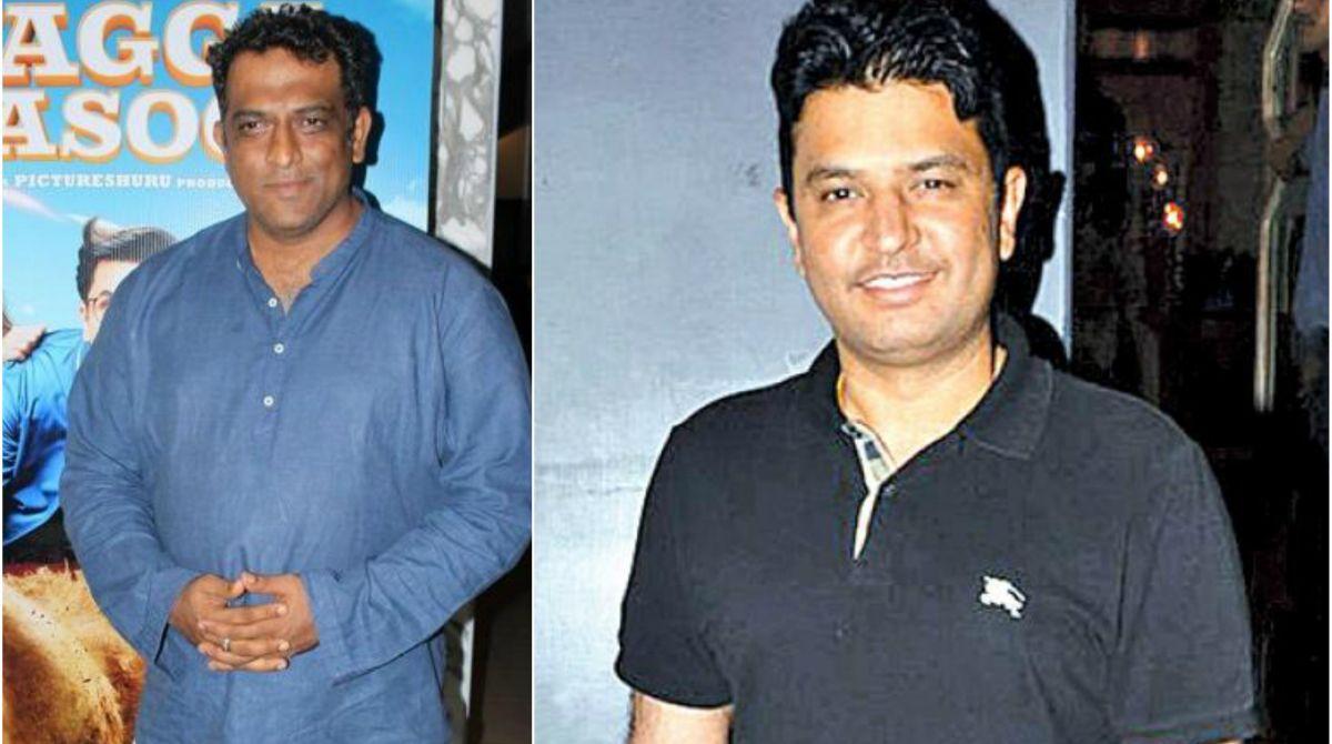 Anurag Basu, Bhushan Kumar