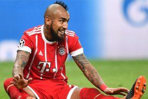 Barcelona confirm transfer of Arturo Vidal from Bayern Munich
