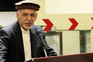Ashraf Ghani inaugurates China-Afghanistan air corridor