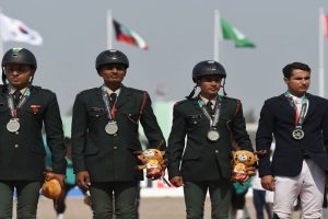 Asian Games: India take two silvers in equestrian competition