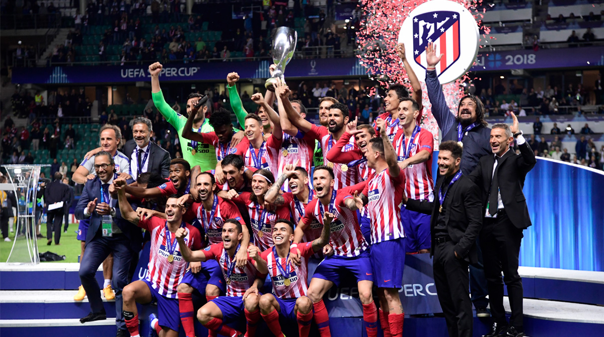 Supercup Real Atletico