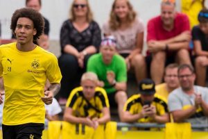 Belgium's Alex Witsel 'on cusp' of Borussia Dortmund move from China