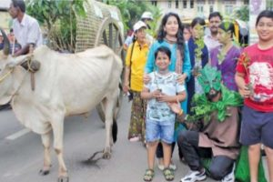 Combo offer: Get a tree along with an organic rakhi