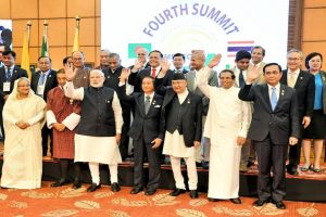 Nepal | 4th BIMSTEC Summit concludes with 18-point Kathmandu Declaration