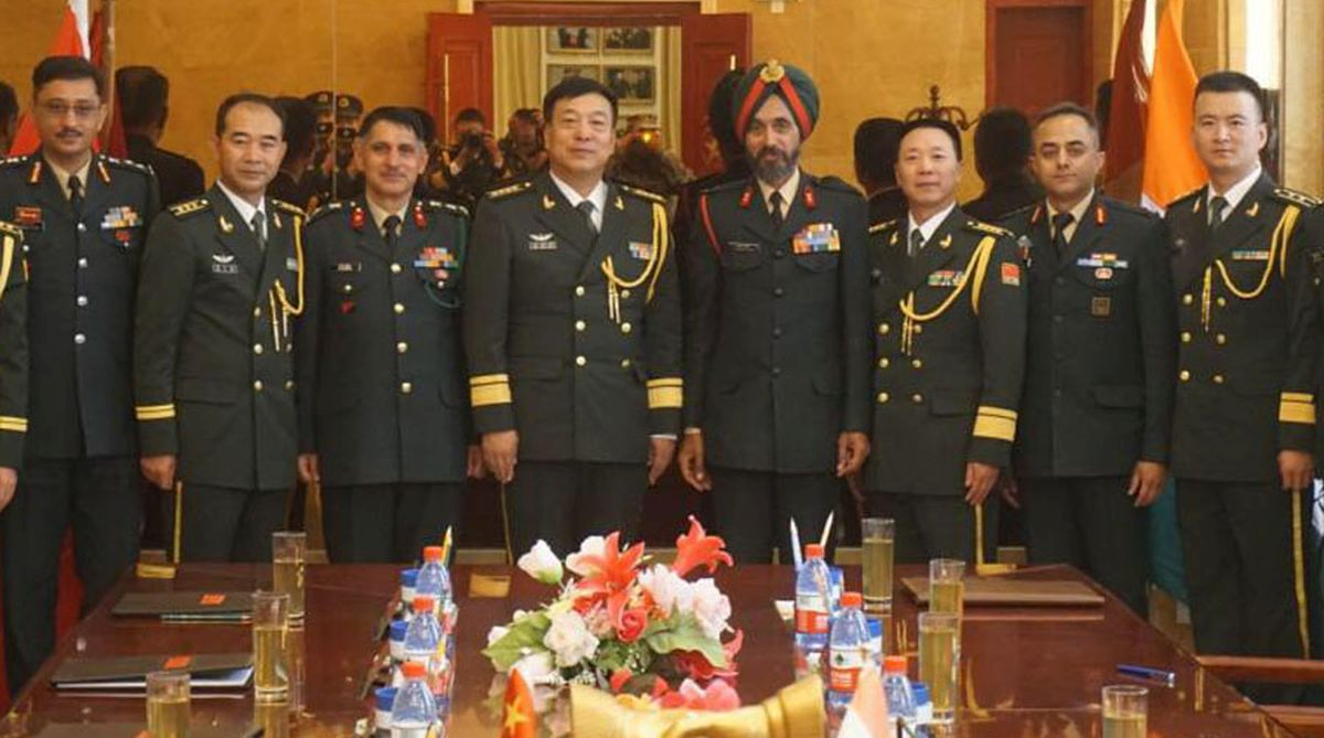 India-China army meet, PLA Day