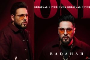 Debut album by Badshah tops the charts