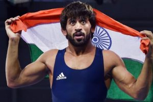 Wrestling: Bajrang Punia becomes world number 1 in 65kg