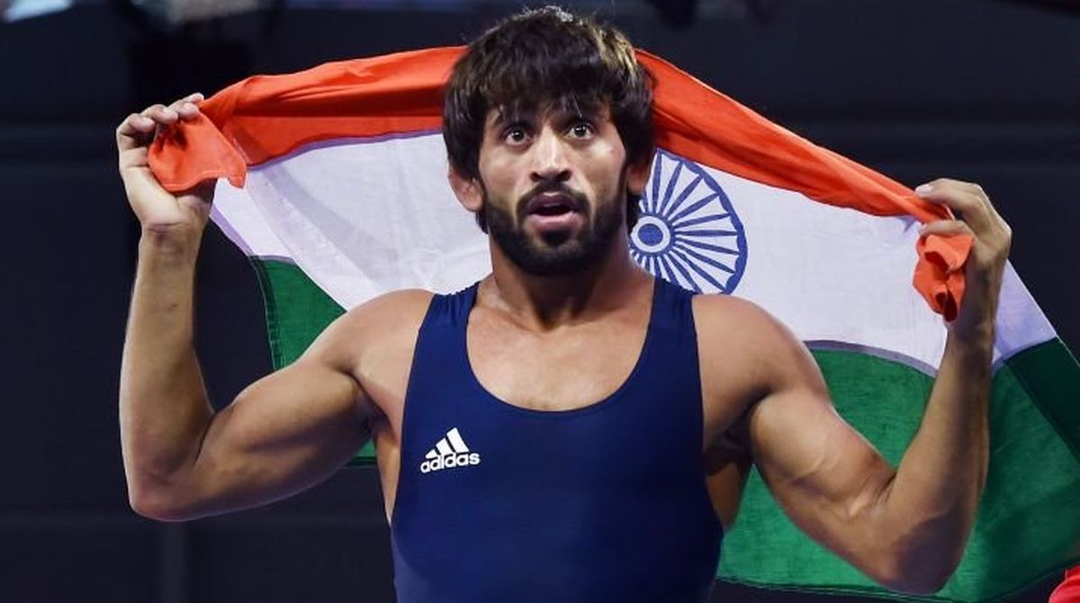 Bajrang Punia strikes first gold for India; wrestler's profile, stats, record