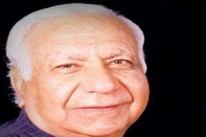 Chhattisgarh Governor Balramji Dass Tandon dies