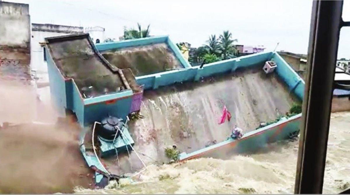 Bankura floods