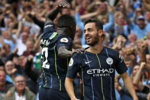 Man City defender Mendy 'could be out for 12 weeks'