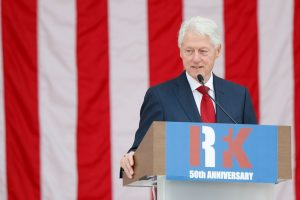 How Bill Clinton was trapped by heart mafia