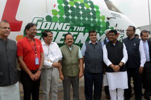 Eco-friendly aviation action plan by 2035: Suresh Prabhu
