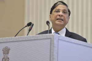 Implementation of rule of law depends on quality of legal education: CJI Dipak Misra