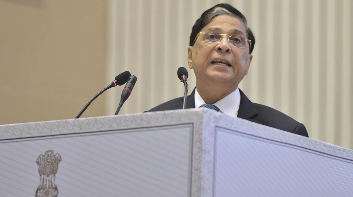 Chief Justice Dipak Misra