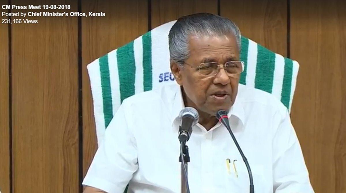 Kerala floods, Free ration, Kerala government, Pinarayi Vijayan