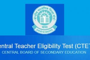 CBSE CTET 2018 on September 16, applications open at ctet.nic.in