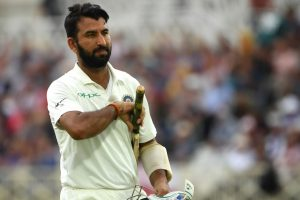 Pujara ton helps India take lead, Moeen stars with ball for England