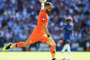 Manchester City injury news: Goalkeeper Claudio Bravo sidelined with Achilles complaint