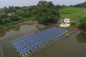 Solar lift irrigation a hit in Kandi area