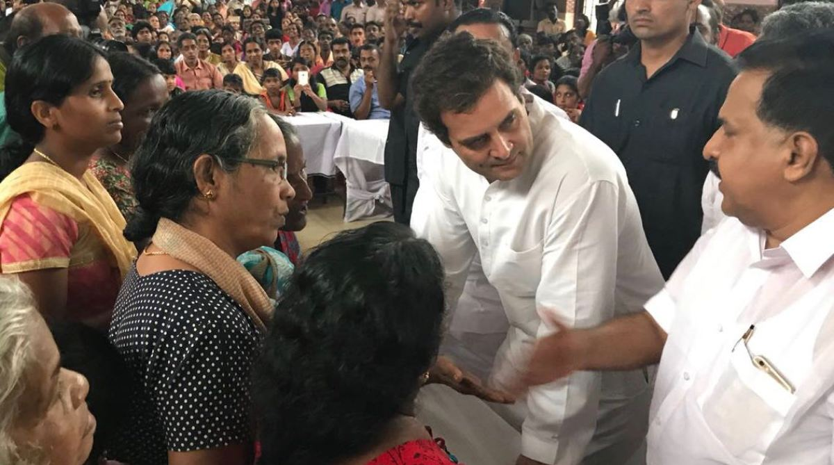 Congress Rahul Gandhi Kerala