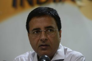 Modi govt not giving Pakistan befitting response: Surjewala