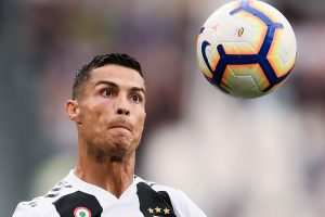 One match suspension for Cristiano Ronaldo over his red card in CL