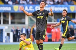 Matuidi scores winner, Ronaldo draws blank as Juventus beat Parma