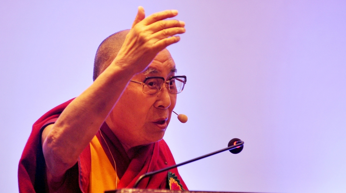 Dalai Lama says Tibetans not asking for independence, can live with