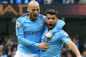 Silvas star as City cruise past Shakhtar